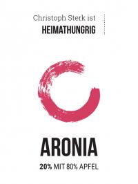 Apfel-Aronia Direktsaft 3l