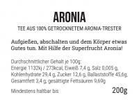 Aronia Tee 200g